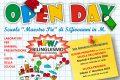 locandina Open Day Primaria e Infanzia 2018