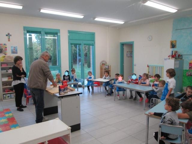 Laboratorio di cucina sez. Leoncini