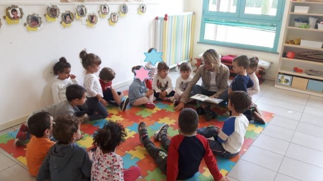 Laboratorio di lettura - Sez. Leoncini