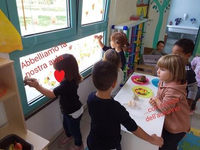 Abbelliamo l'aula con i colori dell'autunno!